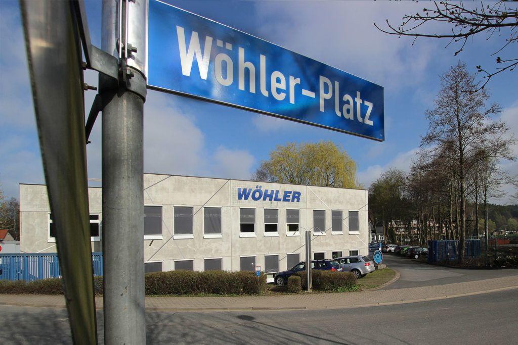 Wöhler Platz