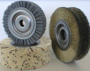 Wheel brushes Woehler TB