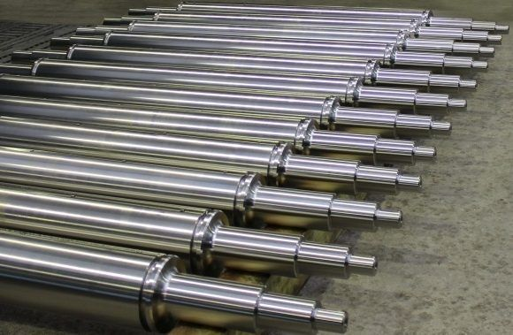 shaft production Woehler TB